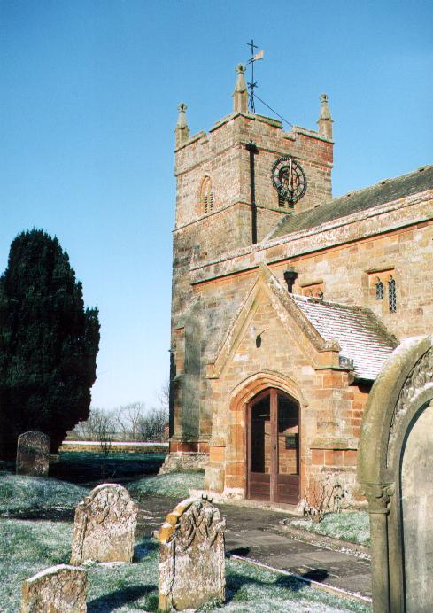 Farthingstone Church